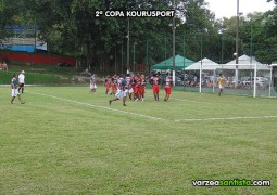 Estiva e Real Colorado goleiam na Copa Kourusport